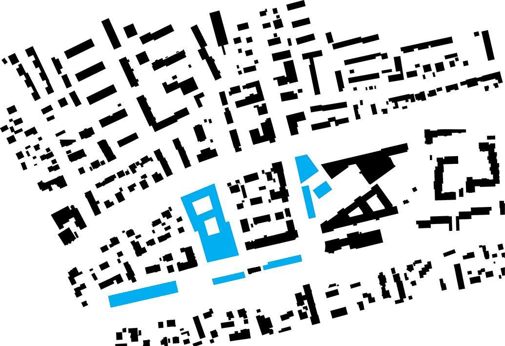 S:ArchitekturWettbewerbeGermeringZeichnungenCADSchwarzplan